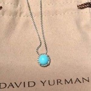 Jewelry - New!! David Yurman chatelaine turquoise necklace